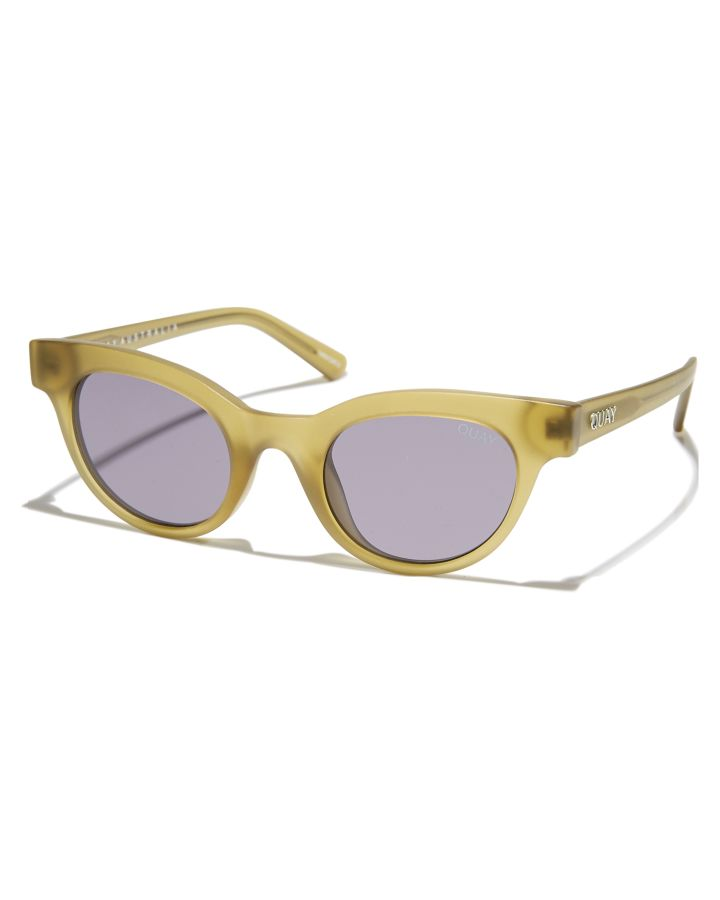 667e88af1caa8 Quay Eyewear Starstruck Kylie Jenner Sunglasses Olive Smoke Olive Smoke