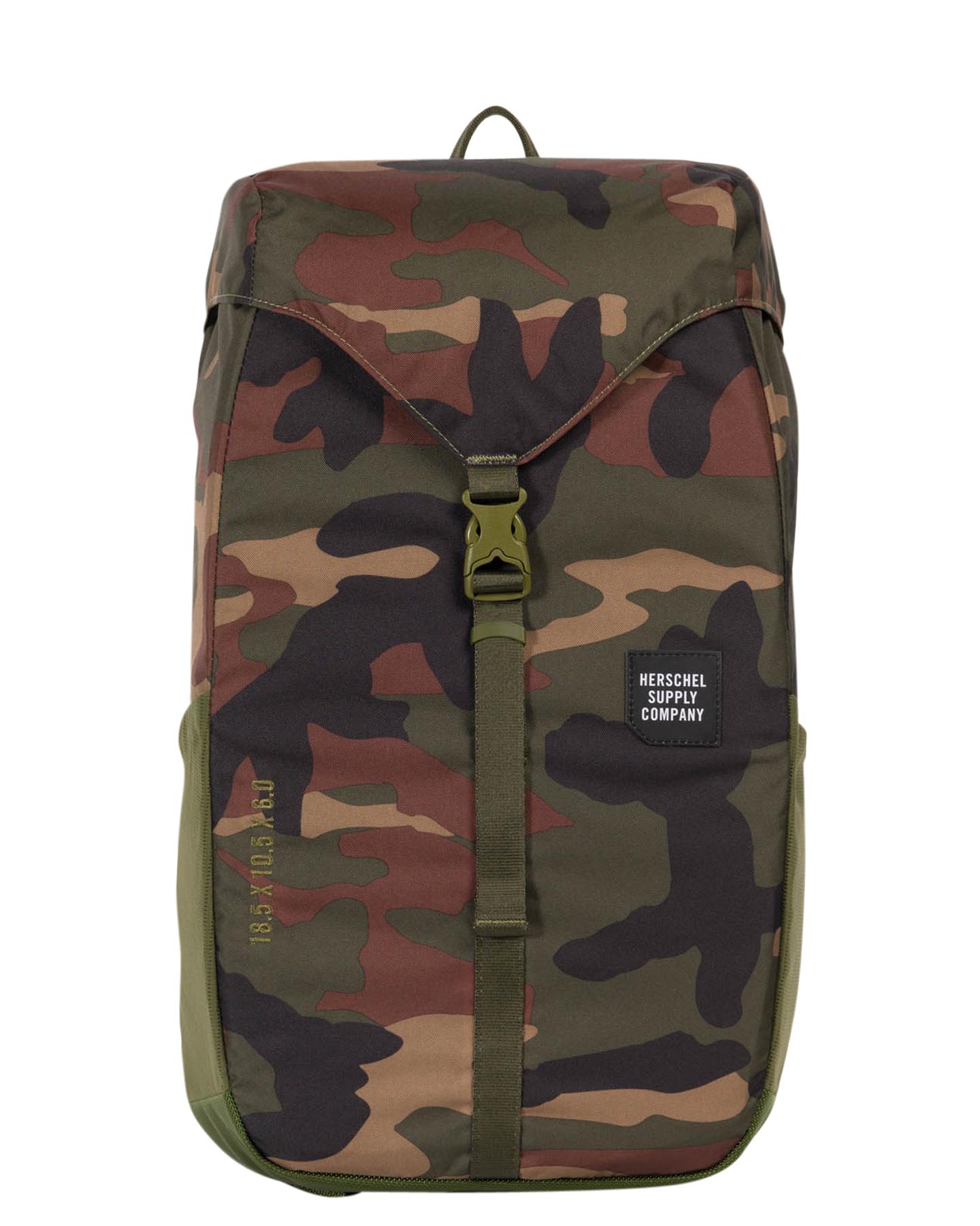 227cfc41e54 Herschel Supply Co Barlow Medium Trail 17L Backpack Woodland Camo Woodland  Camo