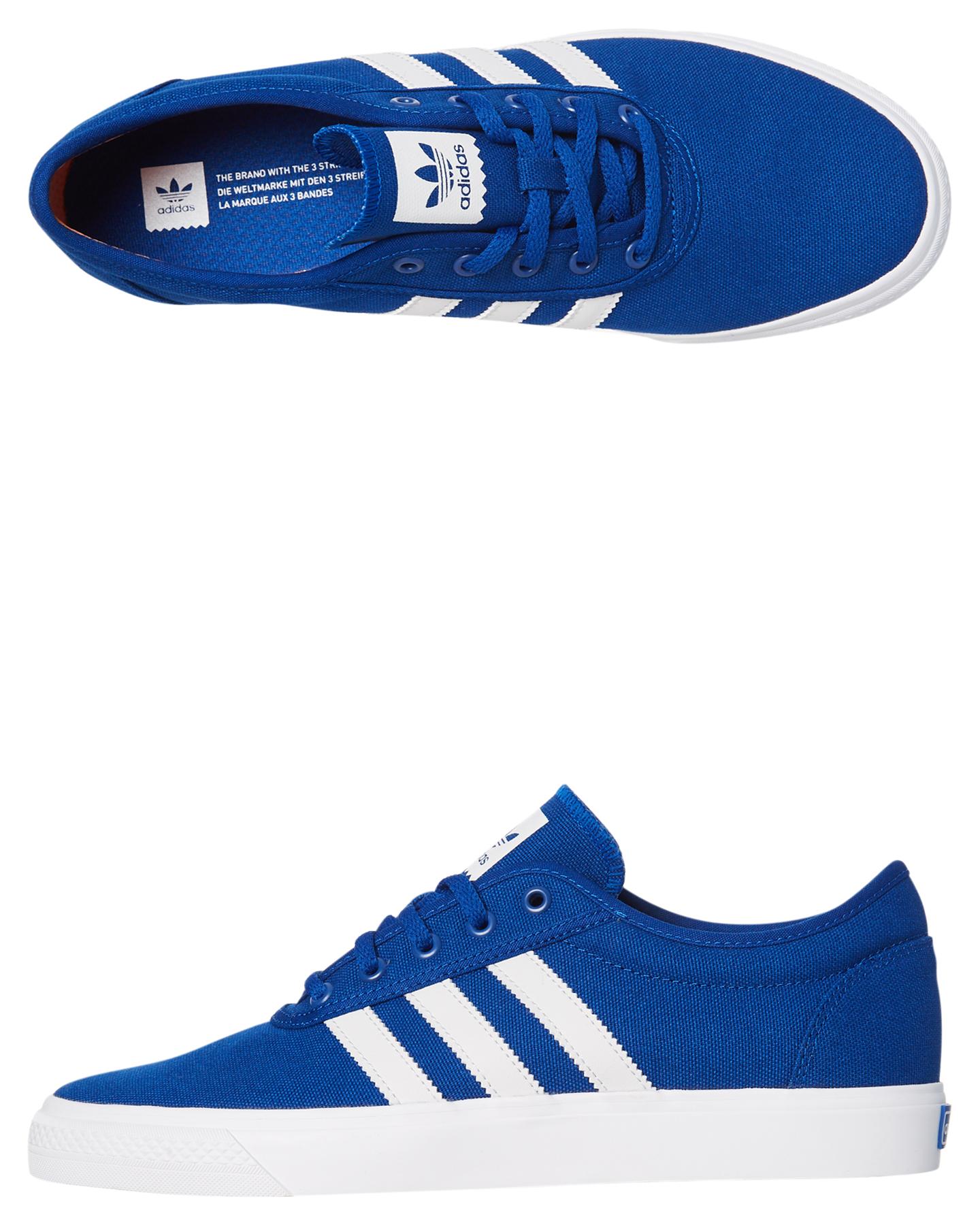 reputable site 365af d08ac Adidas Mens Adi Ease Shoe Collegiate Royal Collegiate Royal