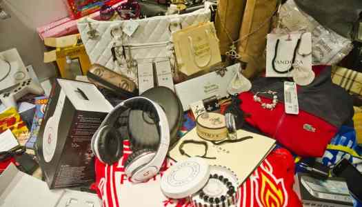 5 Bizarre Counterfeit Products