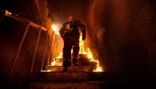 The Firefighting Arsonist