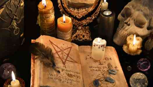 A Satanic Murder Mystery