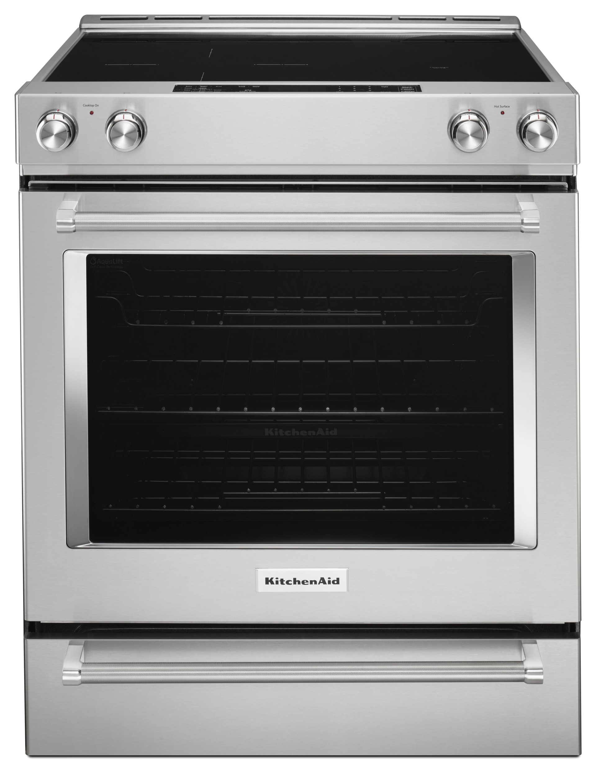 element electric convection slide in