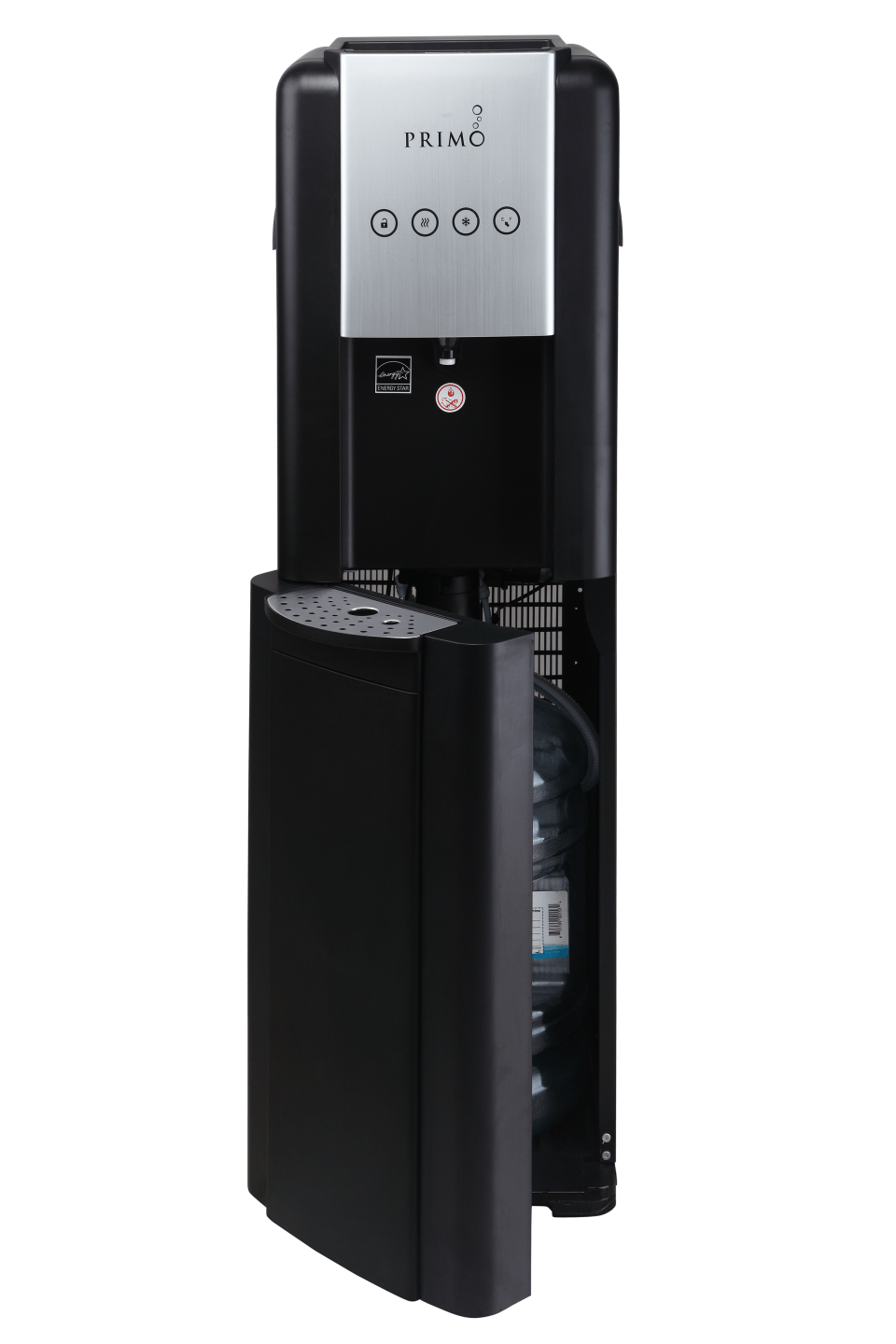 Water Dispenser Black Friday : water, dispenser, black, friday, Primo, Bottom, Loading, Hot/Cold, Water, Dispenser,, Black, Walmart.com