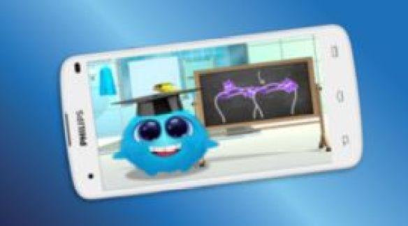 Diversão interativa e tecnologia Philips Sonicare