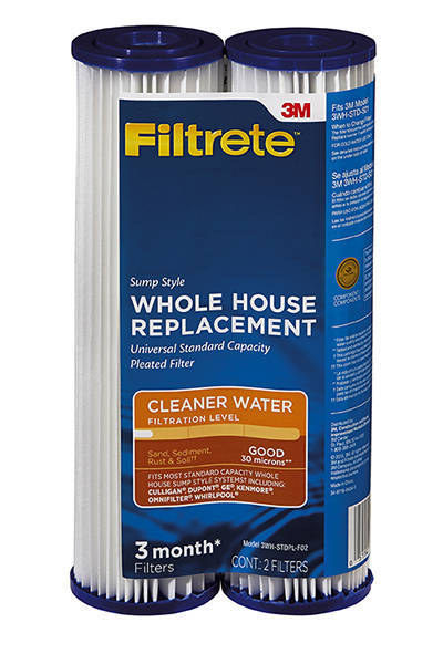Water Filtration System Lowes : water, filtration, system, lowes, Filtrete, Whole, House, Replacement, Filter, Lowes.com