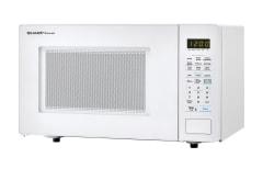 sharp zsmc1441cw 1 4 cu ft microwave white