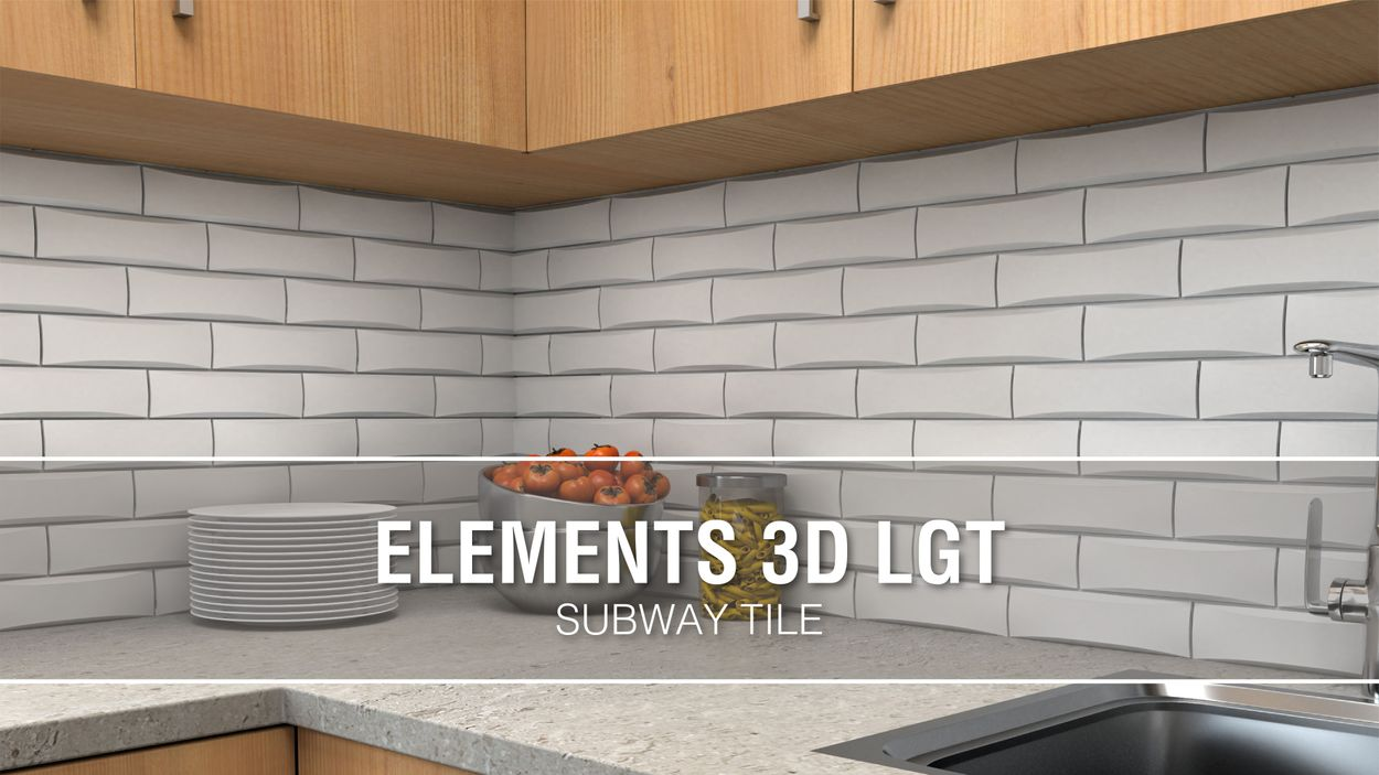 boutique ceramic boutique white 2 in x 8 in glazed ceramic subway wall tile