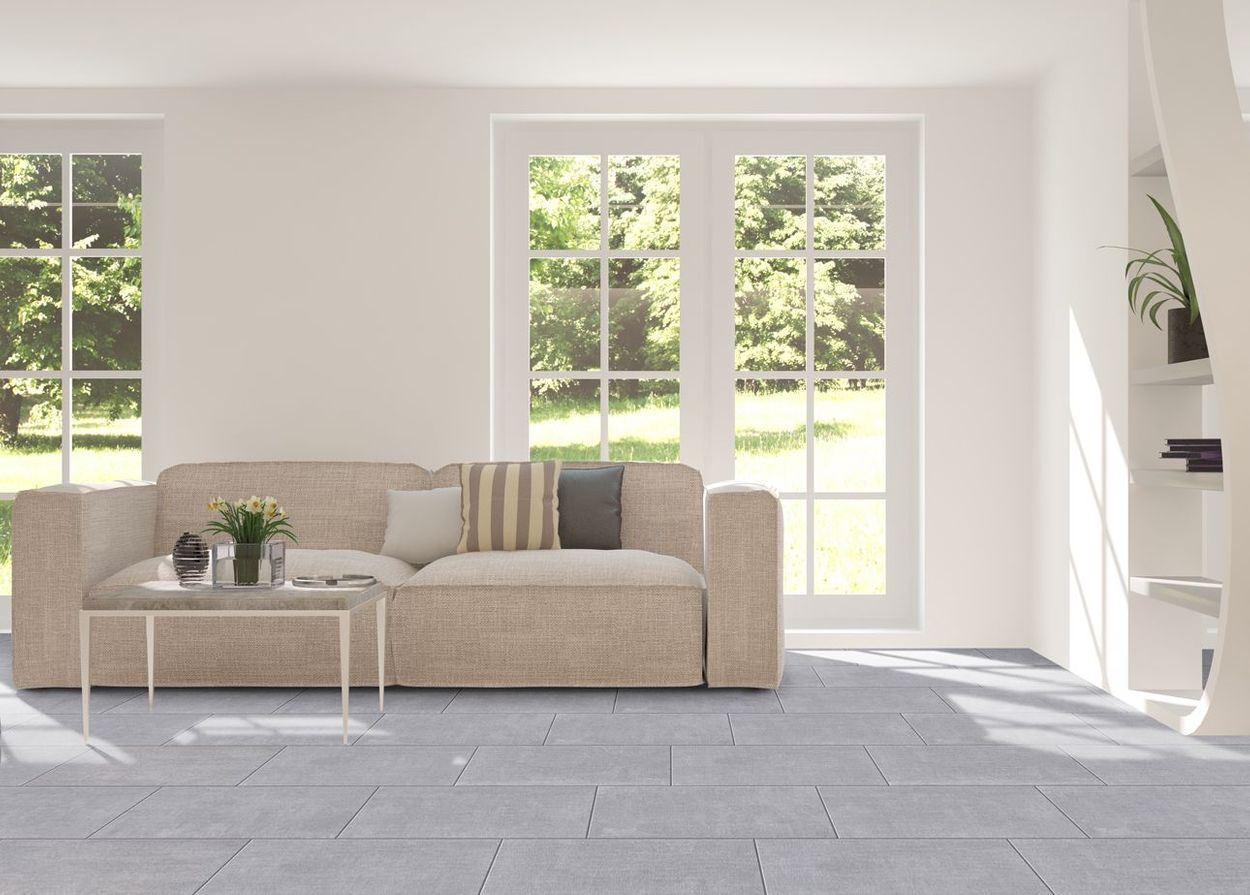 style selections argyle pearl 12 in x 24 in glazed porcelain patterned floor and wall tile