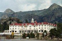 Stanley Hotel Colorado Shining