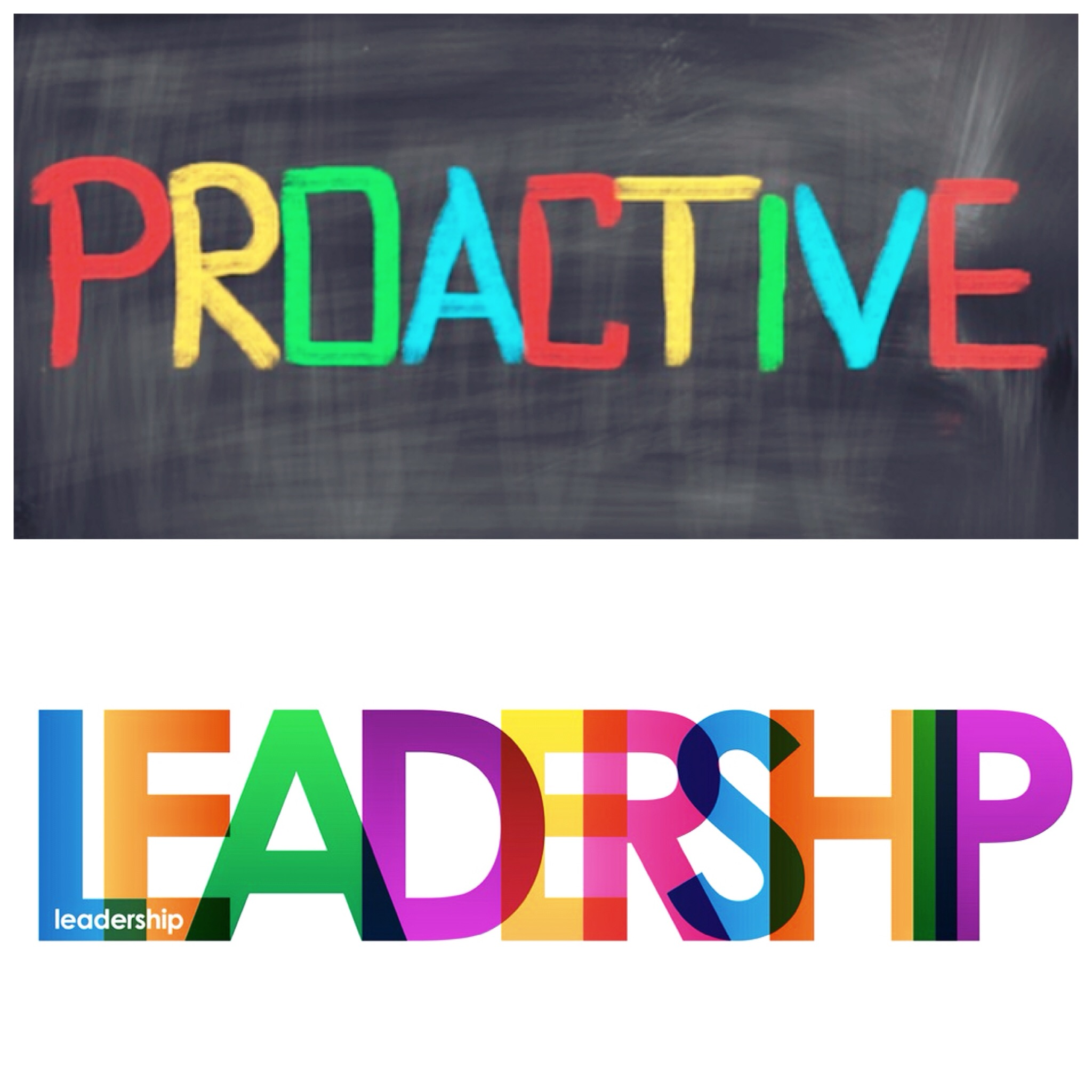 Being A Proactive Leader