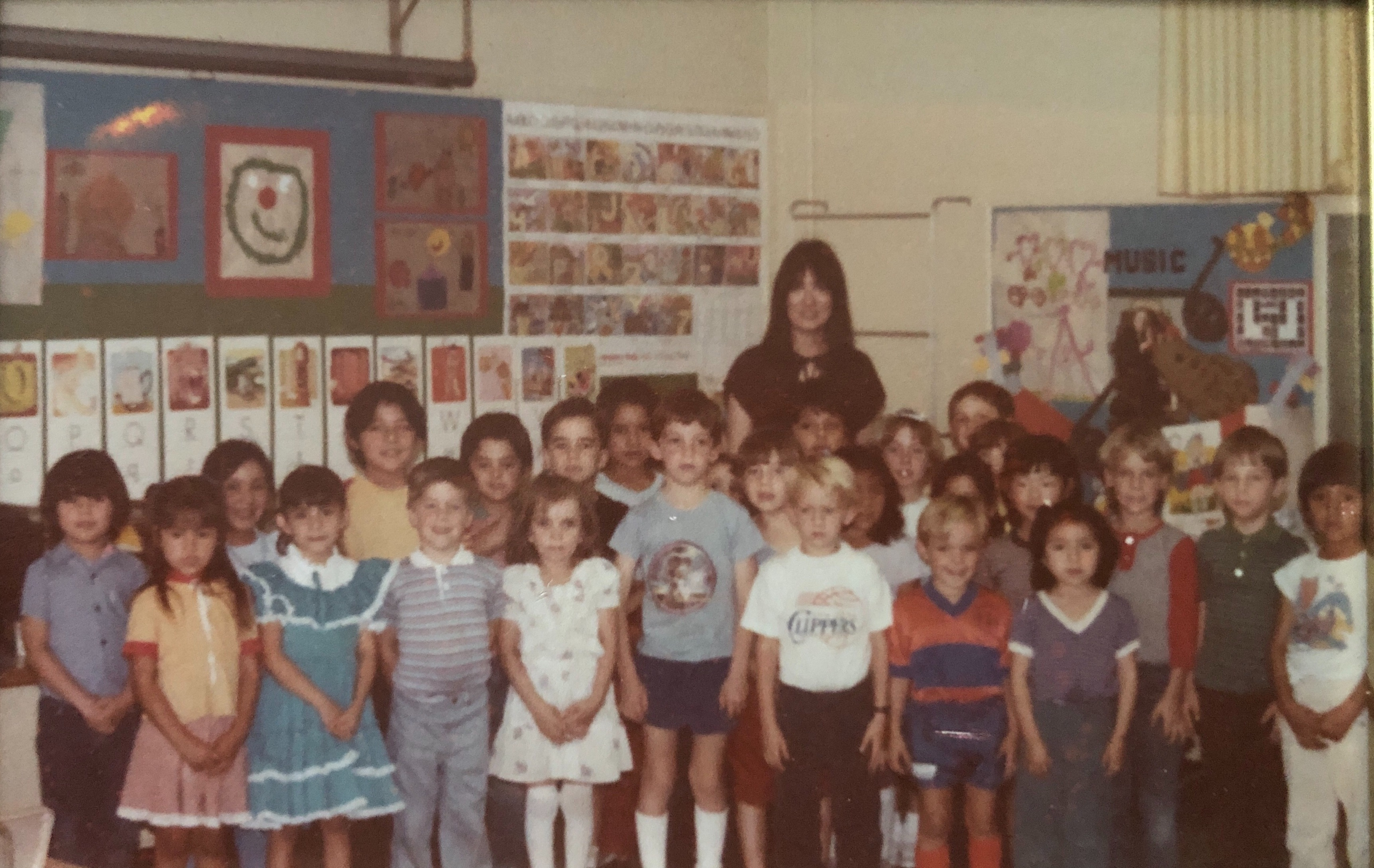 Lessons From Kindergarten During The Civil Rights Era