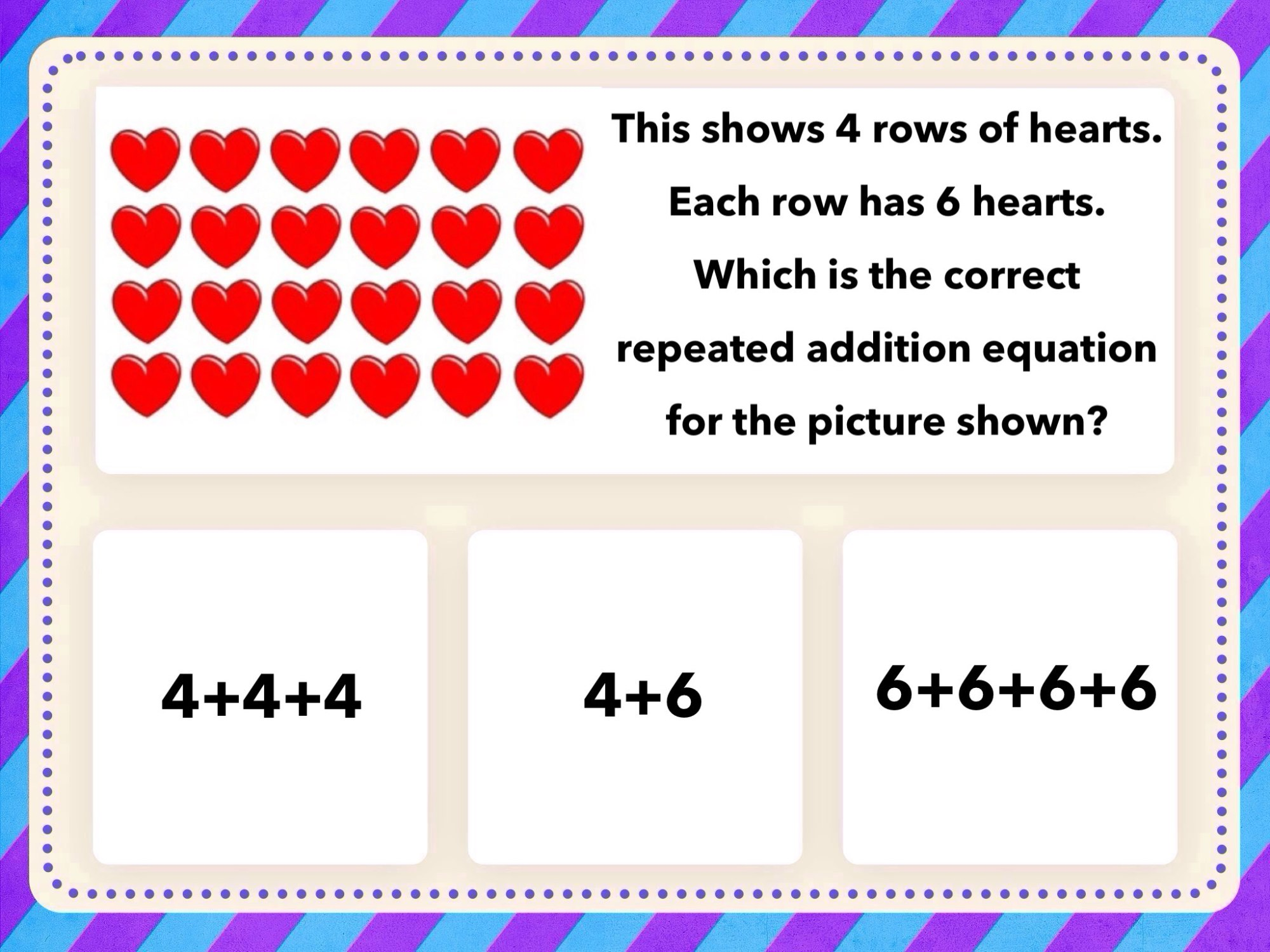 hight resolution of Math: Arrays - Lessons - Blendspace