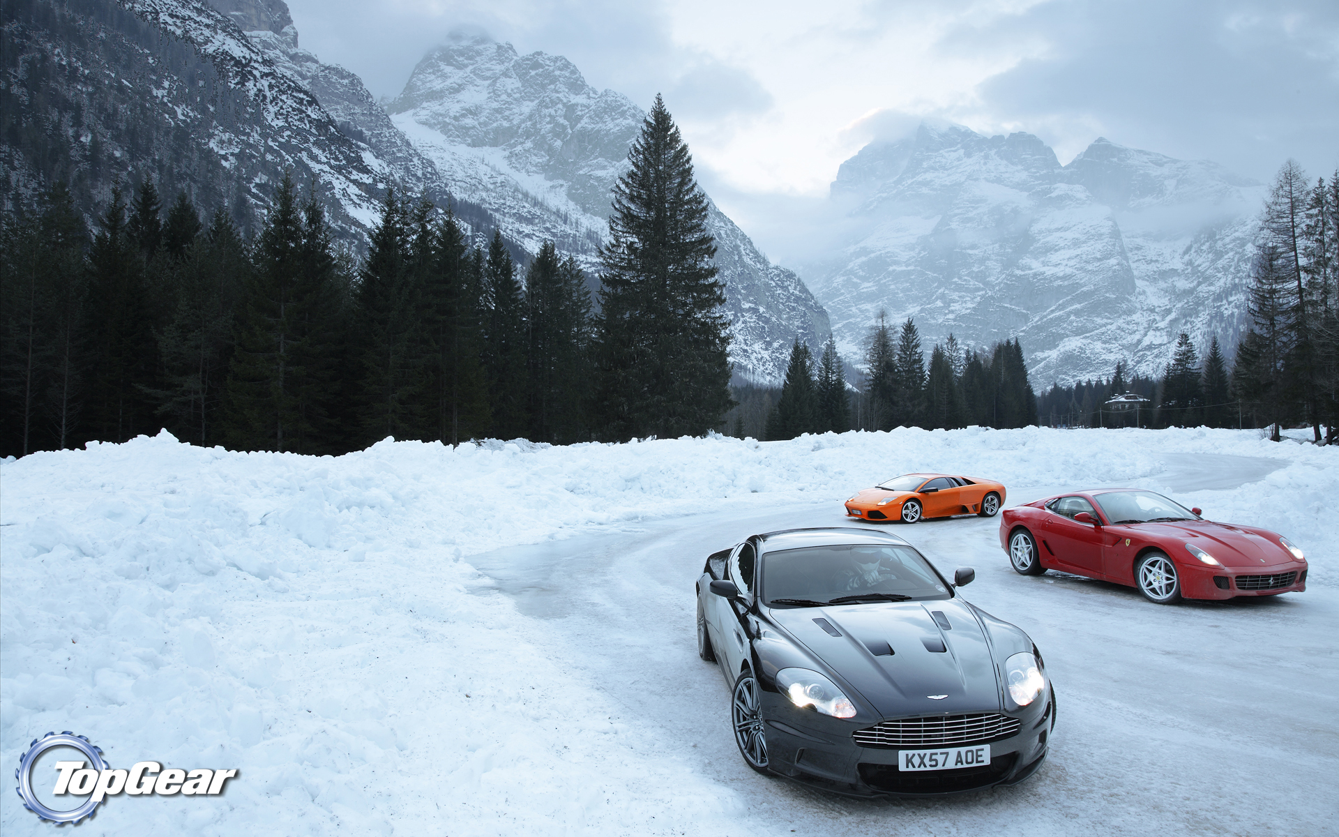 All In One Super Cars Wallpapers Top Gear S Finest Cars And Snow Photos Top Gear