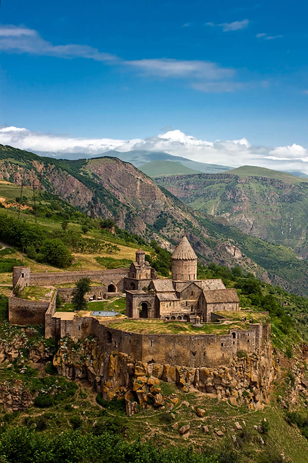 Rondreis Armenië Unieke Rondreizen In Armenië Tui
