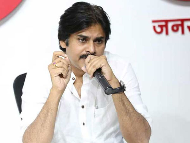 Pawan Kalyan Requests YS Jagan To Focus On Farmers Issues