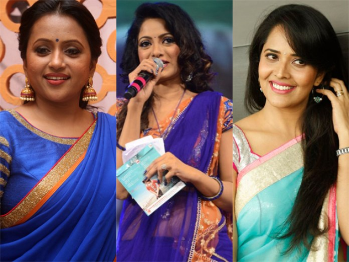 Image result for telugu anchors