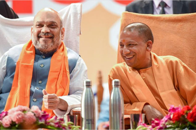 Amit Shah To Campaign For BJP In GHMC Elections