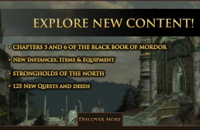 Explore New Content!