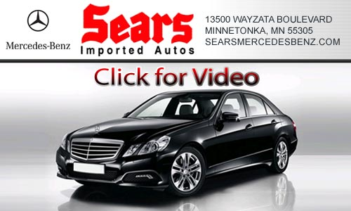 Sears imported autos your minneapolis mn mercedes benz for Minnesota mercedes benz dealers