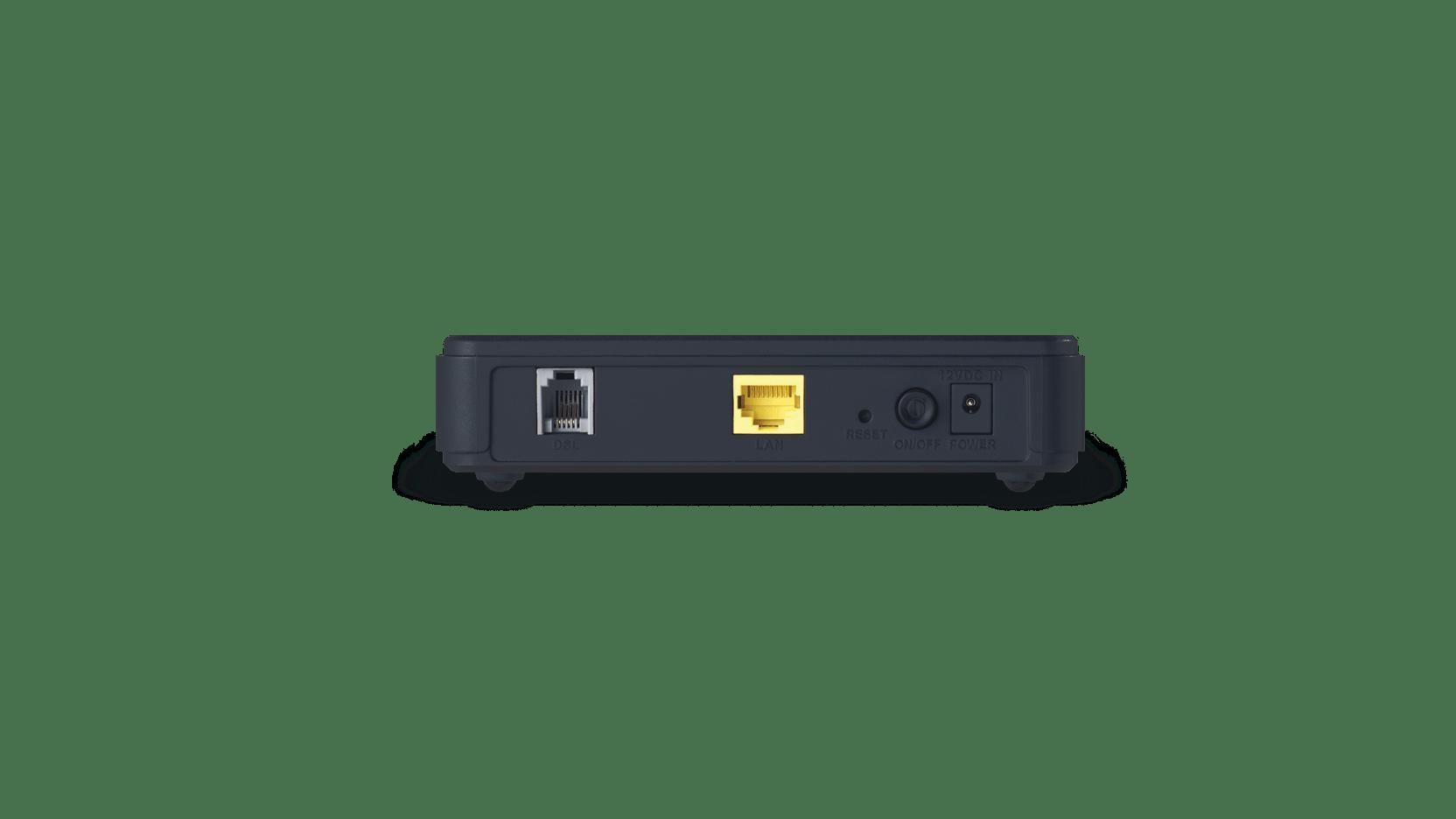 adsl2 ethernet modem dsl
