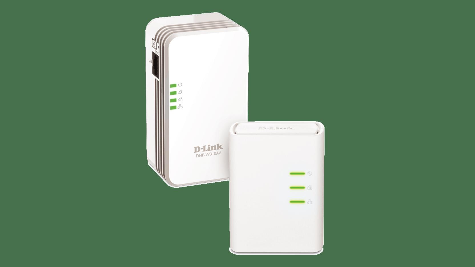 D Link Powerline Av Wireless Extender Kit