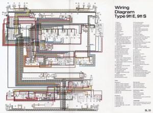 69 Porsche 911 Wiring | Wiring Diagram