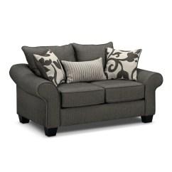 Davis Leather Twin Sleeper Sofa Hadley At Home Loveseat Furniture Astonishing Convertible ...