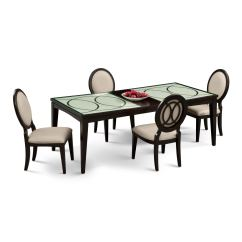 Value City Dining Table And Chairs Your Chair Covers Inc Promo Code Cosmo 4 Merlot Furniture