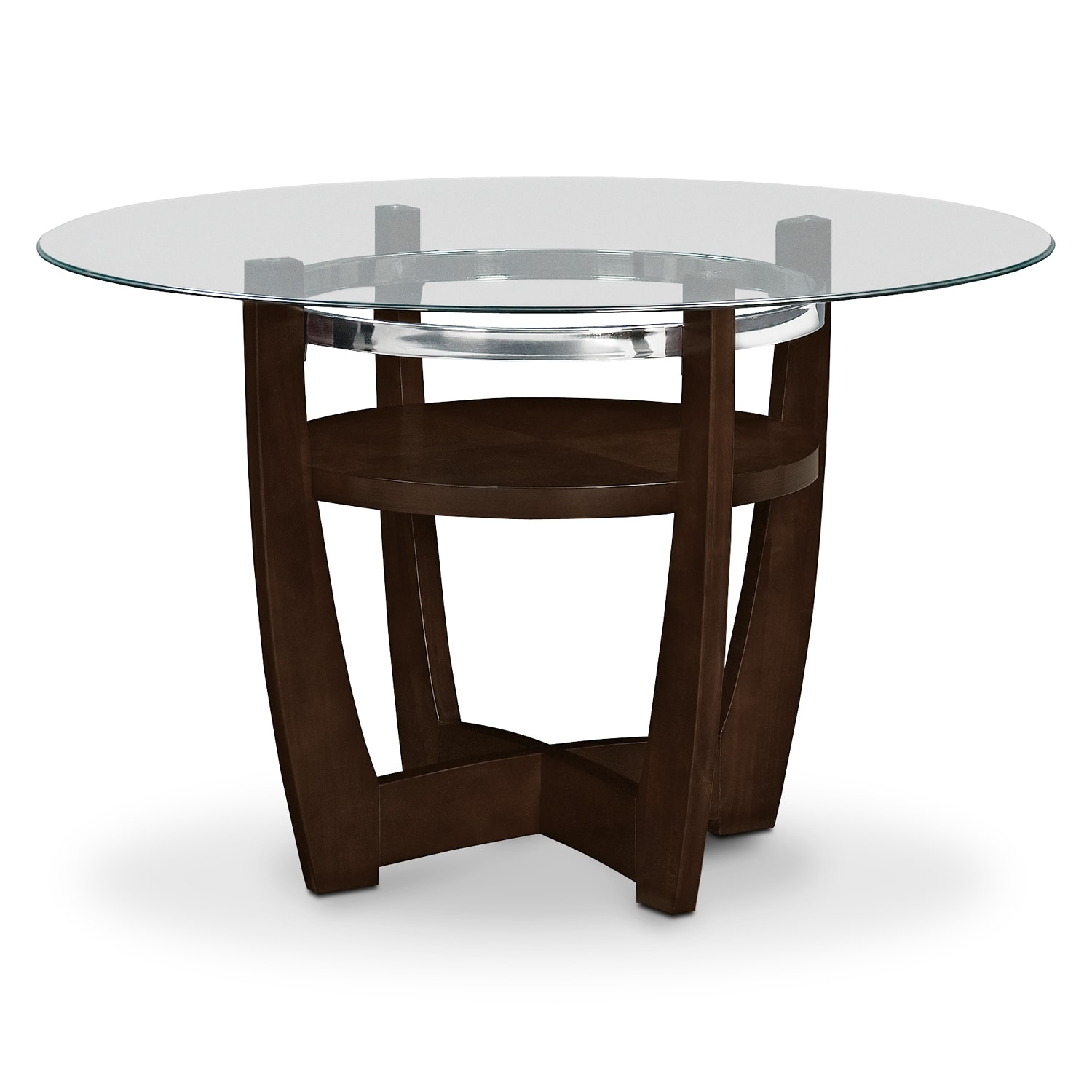value city dining table and chairs folding chair wall rack alcove round furniture