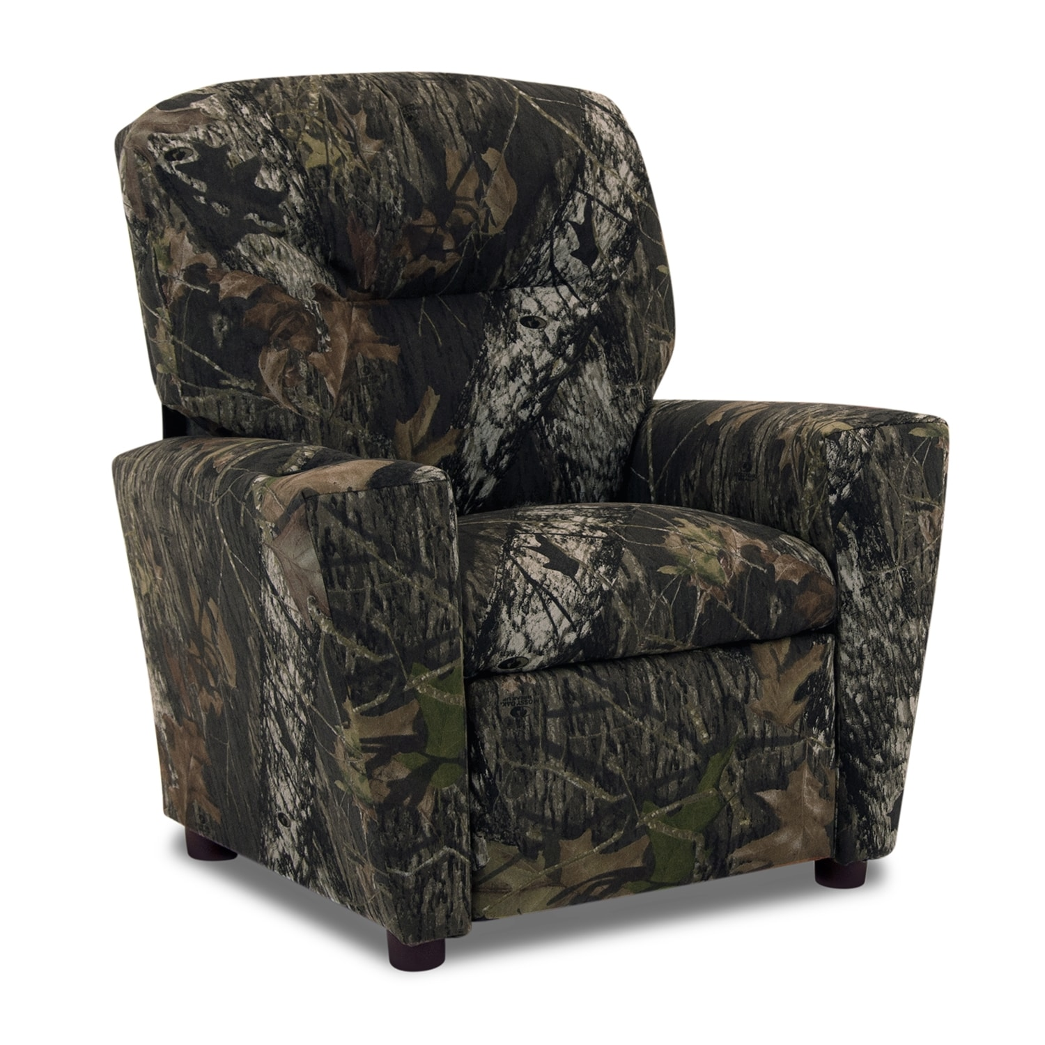 Camo Recliner Chair Mossy Oak Child 39s Recliner Camouflage Value City