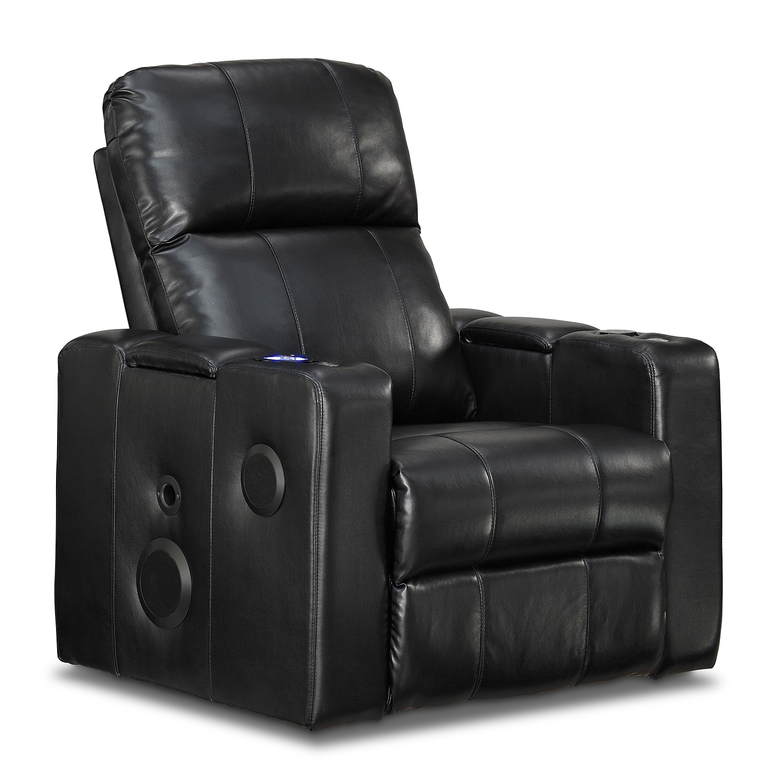 theater recliner chairs car chair covers walmart recliners and glider value city