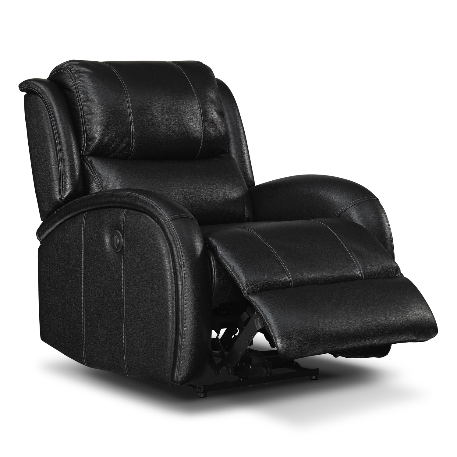 lazy boy big man recliner chairs black hanging chair corsica power value city furniture