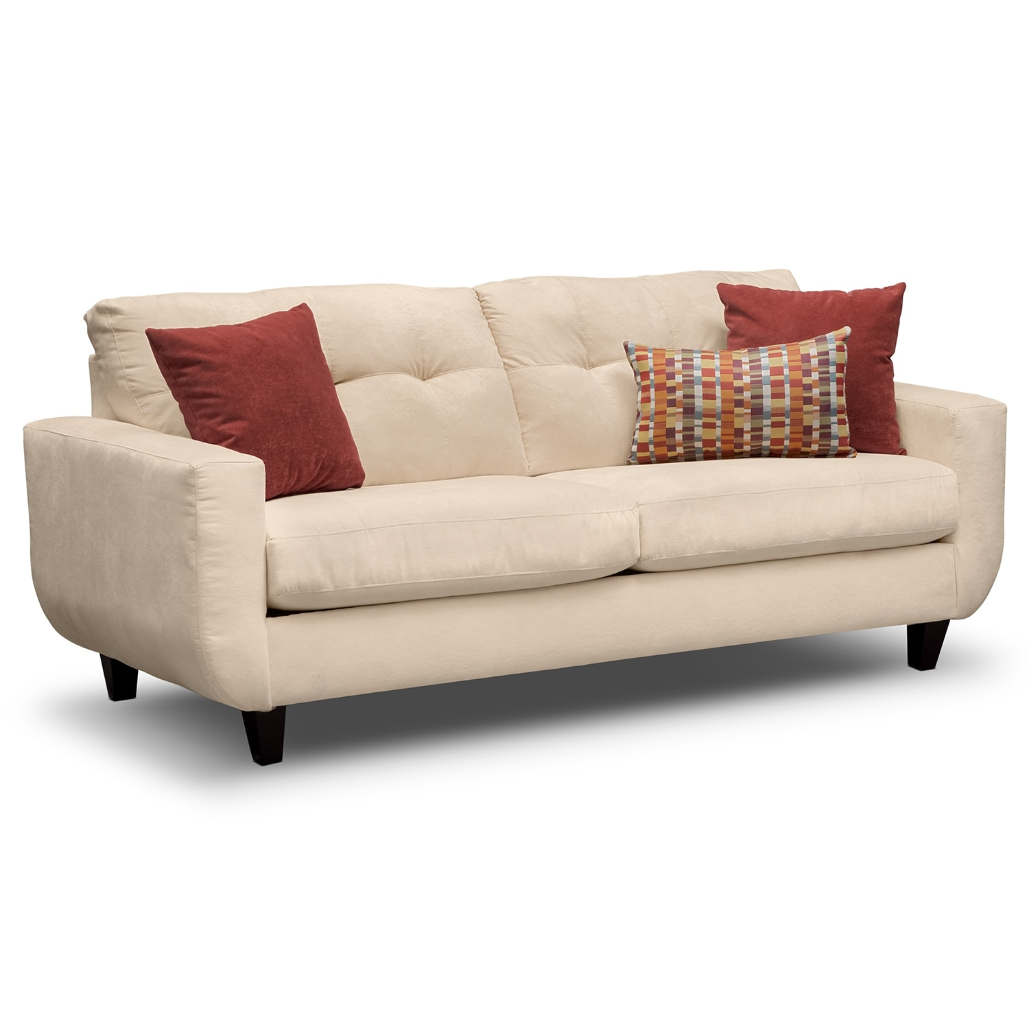 z gallerie stella sofa cleaning beige leather sectional cream west village american signature