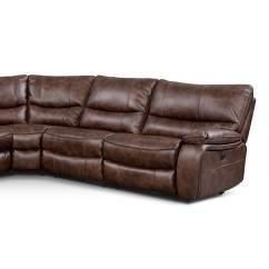 Orlando Sectional Sofa Frame Making Resource 6 Piece Power Reclining With 2