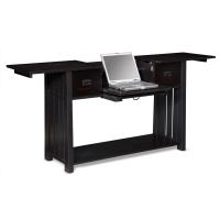 Tribute Sofa Table - Black | Value City Furniture and ...