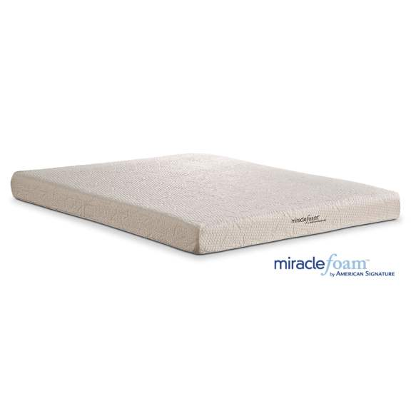Was 249 99 Today 224 Renew Medium Firm Full Mattress By Miracle Foam