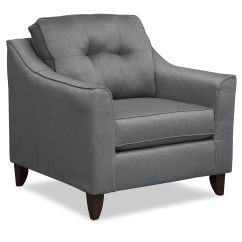Value City Furniture Marco Chaise Sofa Cheap For Playroom And Chair Set Gray