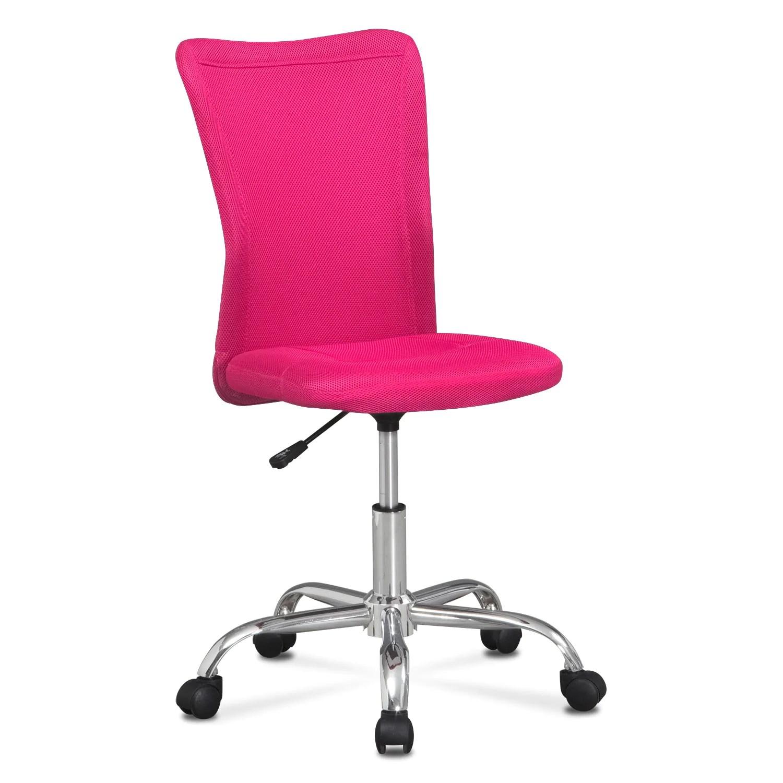 desk chair pink pilates wunda awesome rtty1