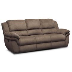 Cheap Sofa Warehouse Newcastle Fabric Corner Sofas With Recliner Mocha Poundex F6544 3 Pc Reversible