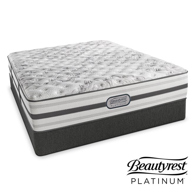 Helena Extra Firm California King Mattress And Split Foundation Set