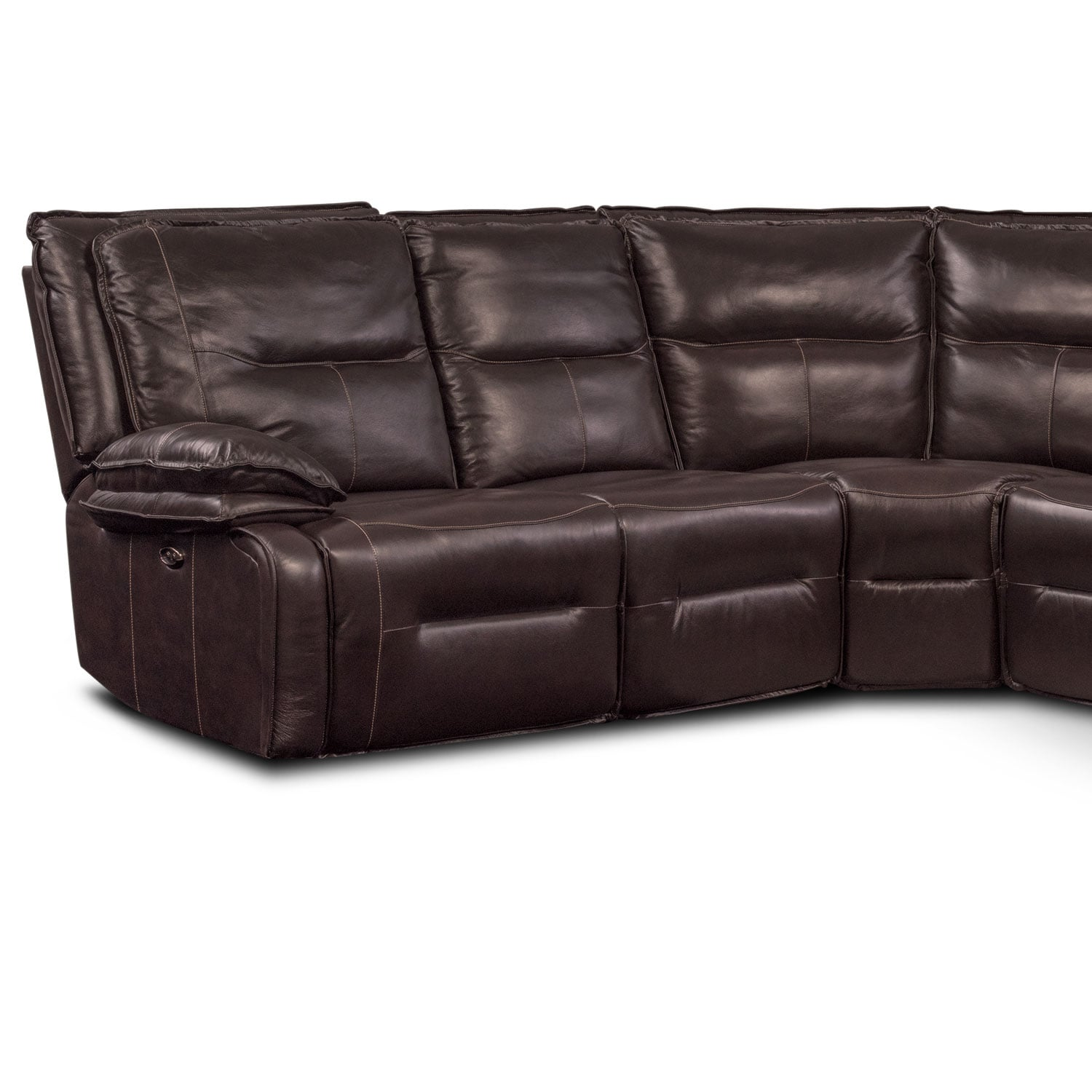 where to donate sectional sofa clearance sleeper nikki 6 piece power reclining with 2 recliners
