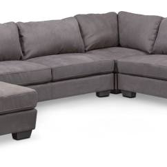 Sectional Sofa Value City Furniture Consumer Reports Bed Mattress The Santana Collection Slate And Mattresses
