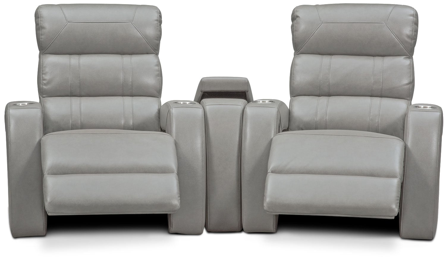 home theater chair repair fishing with umbrella bravo 3 piece power reclining sectional
