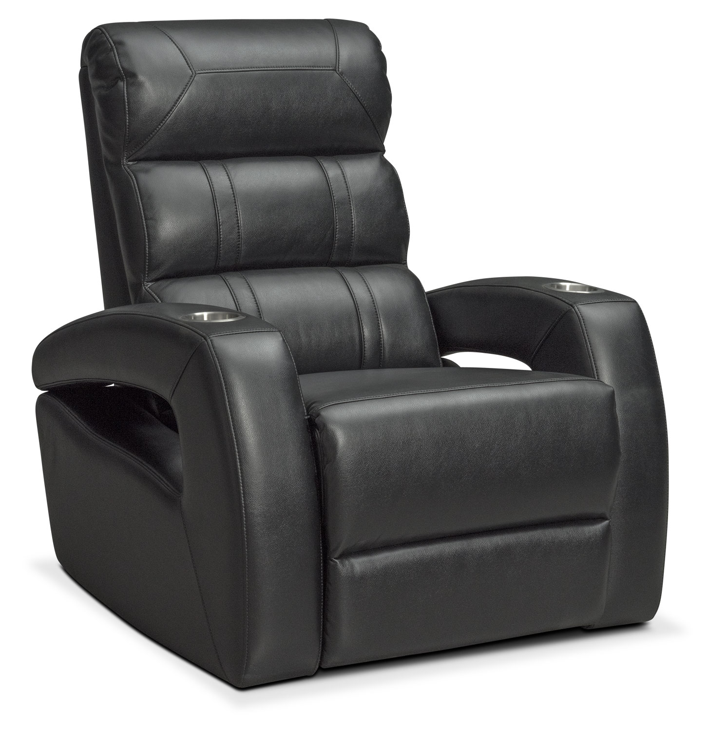 recliner chairs cheap fur desk chair bravo power value city furniture and mattresses