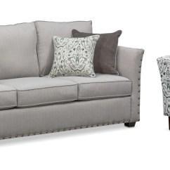Futon And Chair Set Bedroom Cad Block Mckenna Sofa Accent Value City Furniture Mattresses Living Room