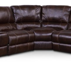 2 Piece Brown Leather Sofa Best For Studio Apartment Living Room Furniture Value City Tap To Change Dartmouth 6 Power Reclining Sectional With Seats