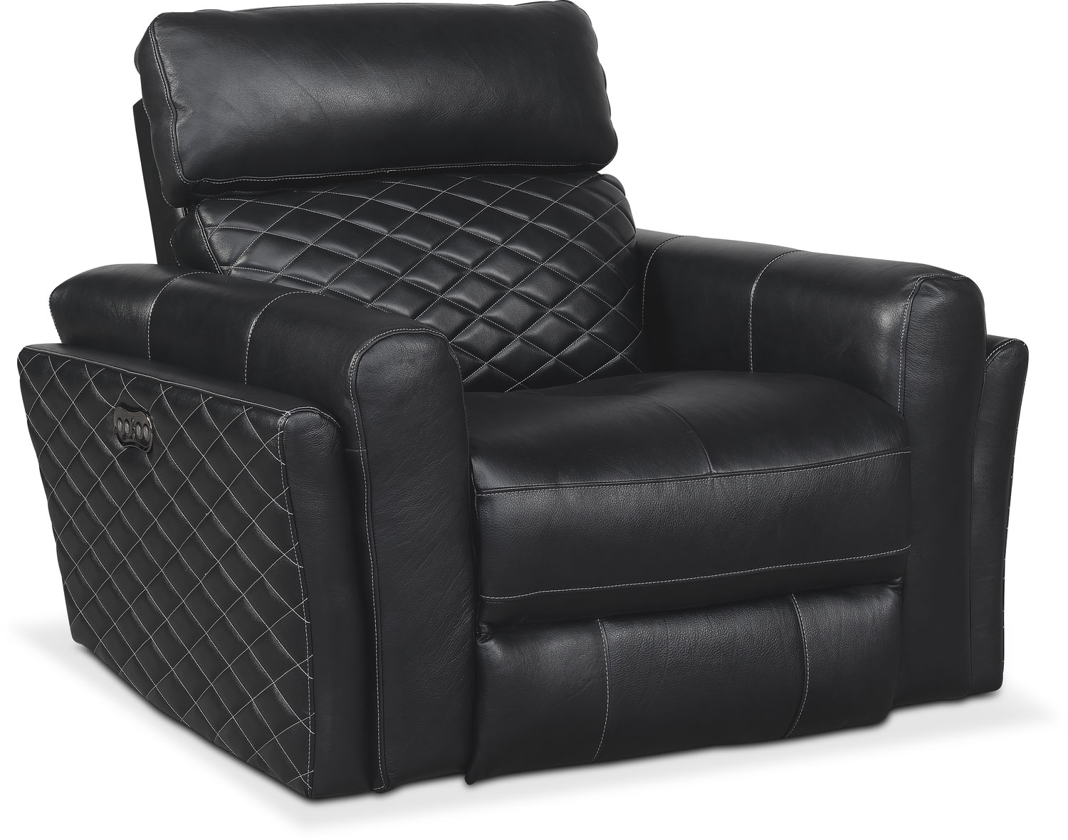 Value City Chairs Catalina Power Recliner