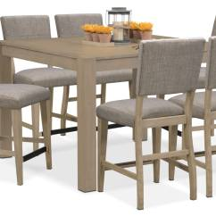 Value City Dining Table And Chairs Revolving Chair Hof Room Dinette Tables Furniture