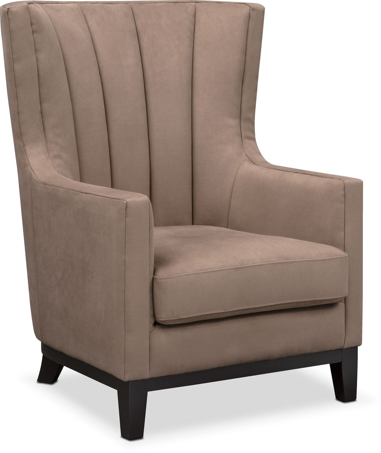 Brown Accent Chairs Brianna Accent Chair Brown Value City Furniture